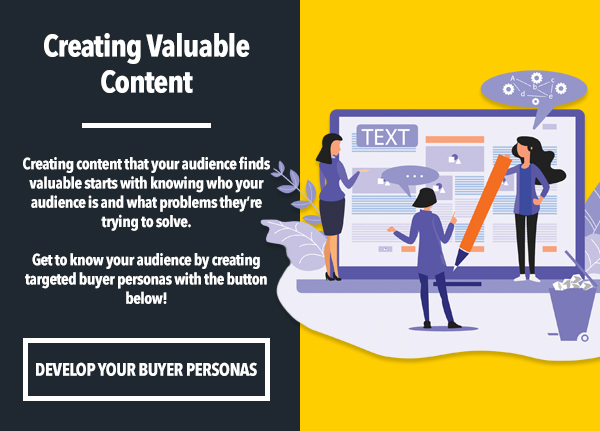 Monday Marketing Tip_Creating Valuable Content