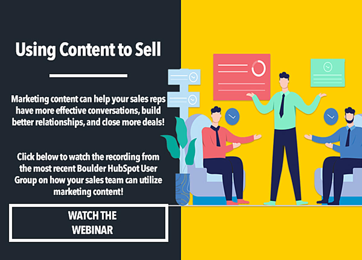 Monday Marketing Tip_Using COntent to Sell_2