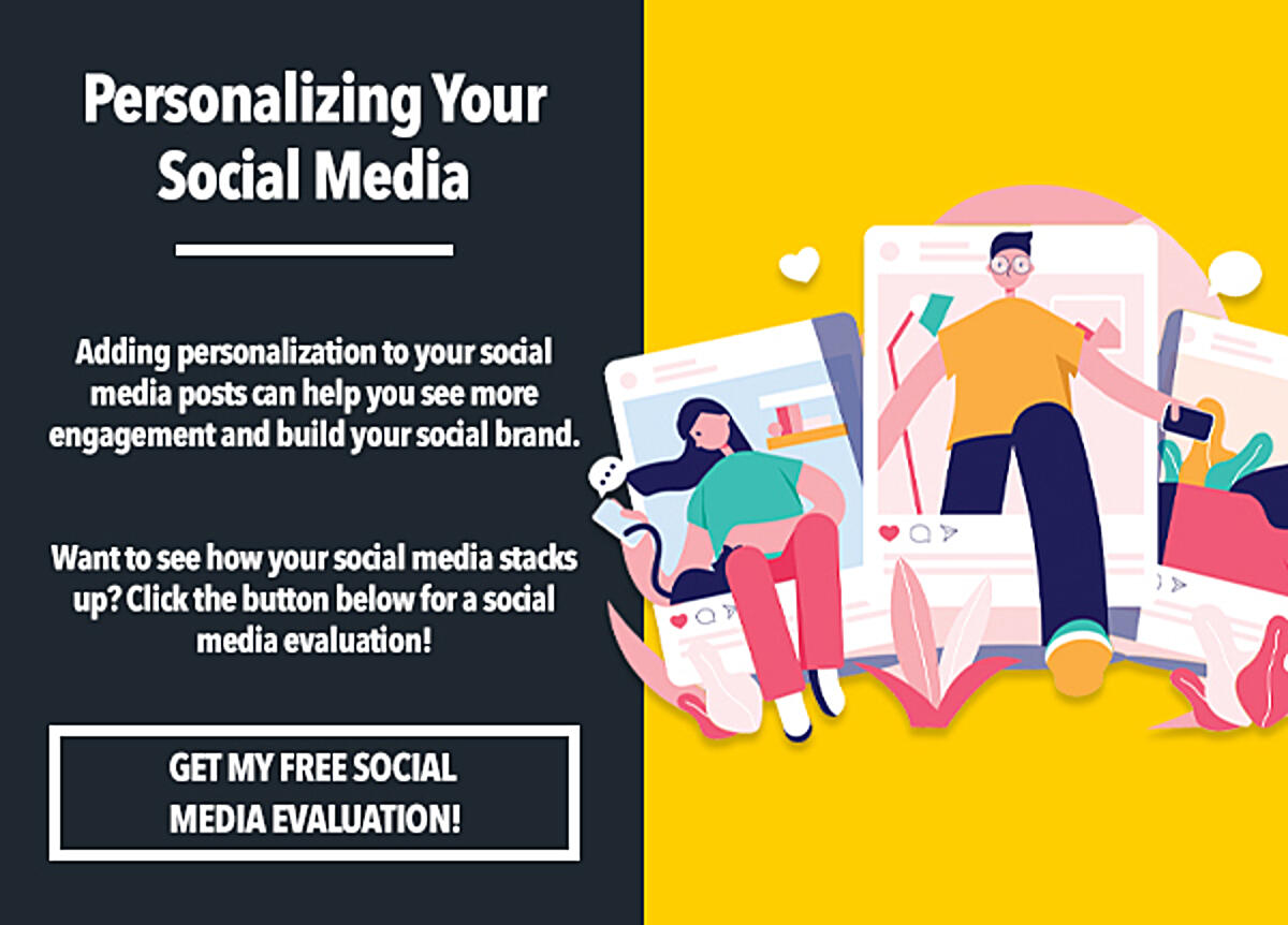 Monday Marketing Tip_Personalizing your social media